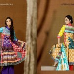 Afreen By Lala Embroidered Winter Dresses 2013 For Women and Girls (12)