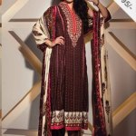 Al Karam Fall Eid ul Azha Beautiful Dresses 2013 (4)