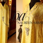Women Party Wear Dress Collection by Naureen Arbab (2)