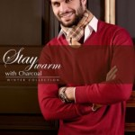 Charcoal Men Winter Collection Stay Warm Fashion (6)