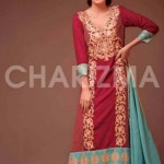 Charizma Elegance Amazing Beautiful Winter Dresses For Women Vol 2 (7)