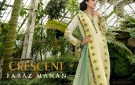 Crescent Faraz Manan Luxury Winter Dresses Collection 2014 (2)