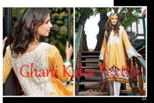 Ghani Kaka Textile Embroidery Work Winter Dresses For Women (6)