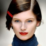 Hairstyle For Christmas Parties and new year style
