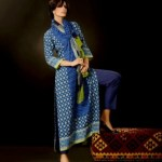 Khaadi Unstitched Winter Women Dress Collection Fashion style