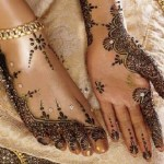 Latest Bridal Mehndi Designs Book 2013-14 For Women
