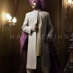 Naushemian Bride and Groom Wedding Collection 2013-14 By Nauman Arfeen (5)