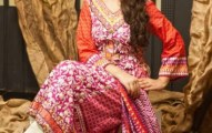 Shariq Textiles Winter Khaddar Dresses 2013-2014