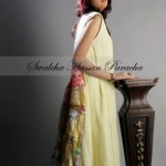 Swaleha Hassan Paracha Winter Dresses 2013 For Women (3)