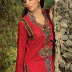 Umar Sayeed Beautiful Embroidered Winter Collection 2013-14 by Alkaram (4)