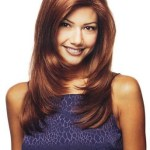 Beautiful hairstyle for girls 2013