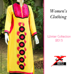 XSReez Latest Winter Party Dresses Collection 2013-14