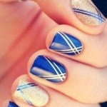 Beautiful Nail Polish painted nail designs