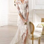 Altelier Pronovias Wedding Gowns and Bridal Collection 2014 (1)