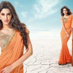 Bollywood Movie Rajkumar Saheli Couture Elegance Stylish Luxury Saree (7)
