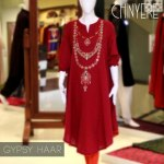 Chinyere Readymade Winter Wear Dresses 2014-15 (7)