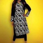 Cross Stitch Latest Elegance Winter Dress Collection 2014 (4)
