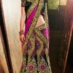 Kaneesha Indian Girls Latest Sarees Collection 2013 (3)