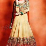 Latest Unstitched Suits Collection 2013-14 For Women By Anarkali Royal Style (8)