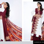 Nation Winter Dresses by Riaz Art For Women (1)
