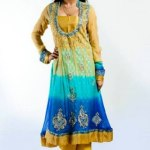 Zunaira's Lounge Winter Party Wear Women Dresses (6)