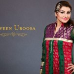 newest casual formal dresses 2014 by Naveen Uroosa
