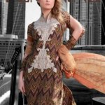 latest summer lawn suits by Shariq Textile