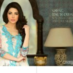 Sobia Nazir latest summer collection of lawn 2014