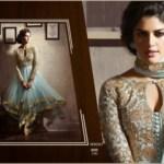 Fancy frocks Anarkali designs collection 2014