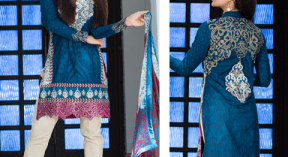Zainab Chottani lawn collection 2016