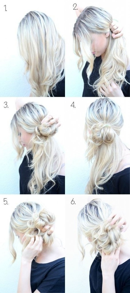 Stupendous DIY Hairstyle Ideas For Formal Occasions of 15 by Kelly