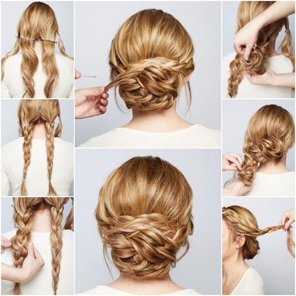 Stupendous DIY Hairstyle Ideas For Formal Occasions of 9 by Kelly