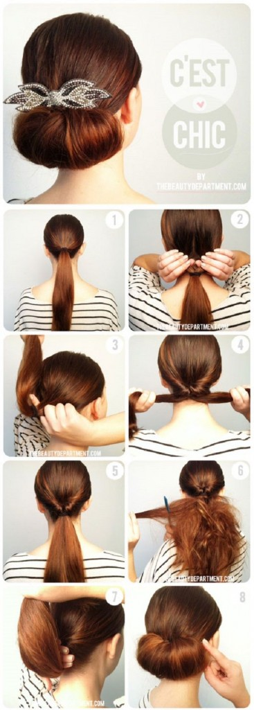 Stupendous DIY Hairstyle Ideas For Formal Occasions of 3 by Kelly