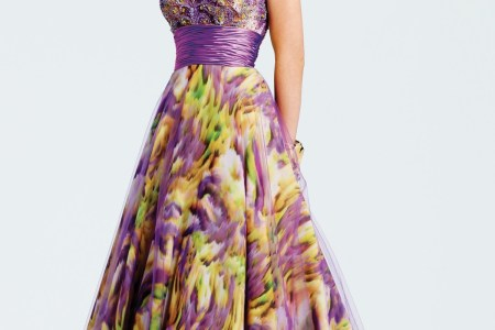 2013 prom dress trends printed prom dresses 2