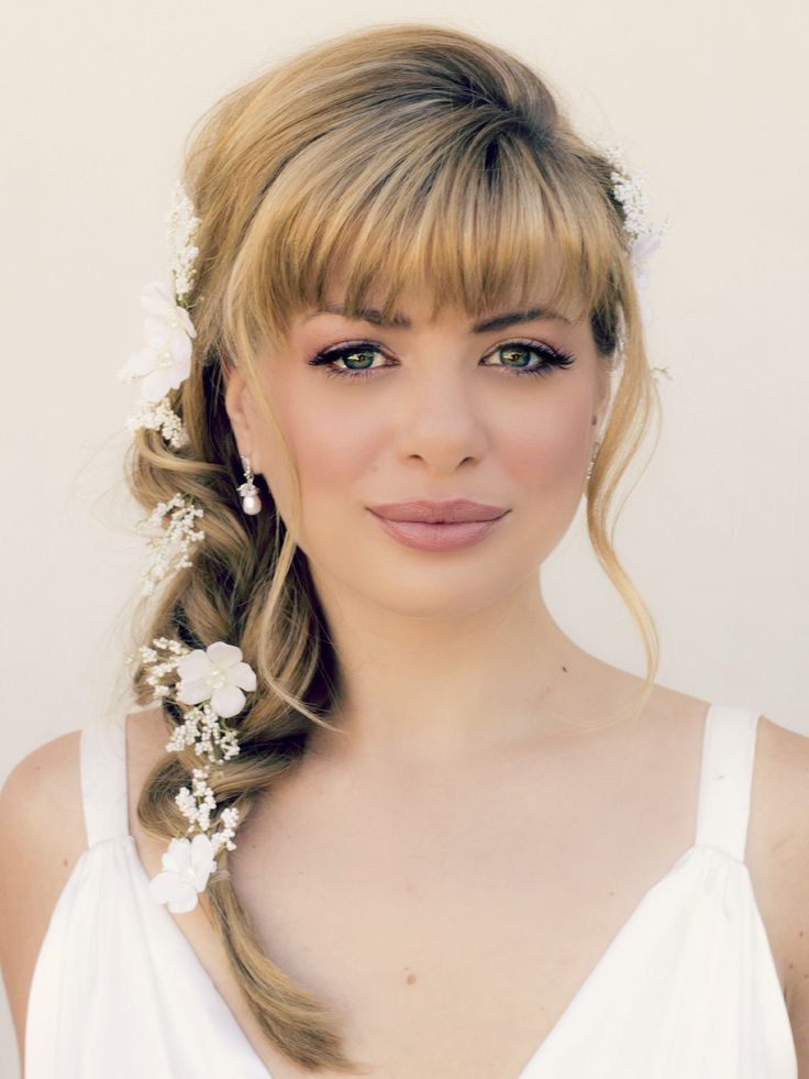 16 Gorgeous Hairstyles With Bangs