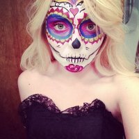 2016 DIY Halloween Makeup Ideas