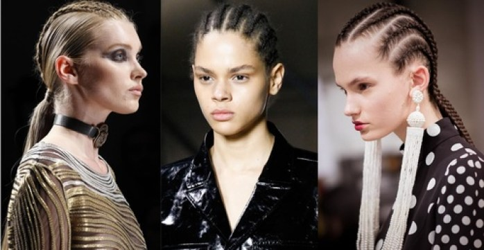 2017 Fall 2018 Winter Hairstyles - Braids