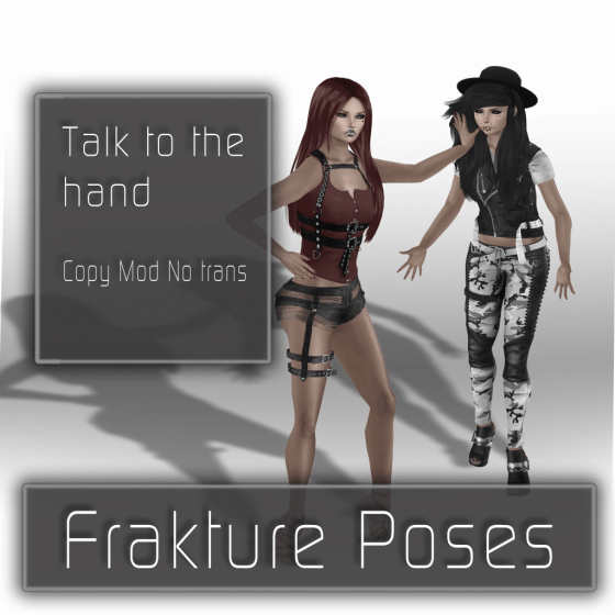 {FP}Talk to the hand
