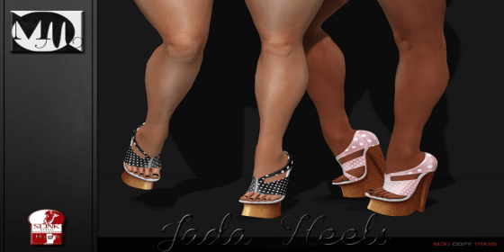 M&M Incorporated - Jada Heels AD