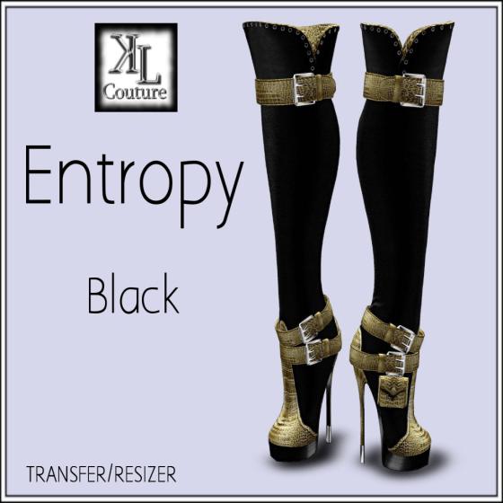 Entropy black