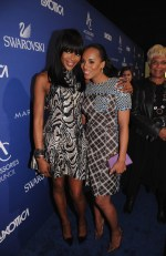 Naomi Campbell and Kerry Washington