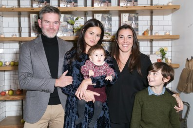 Mimi Thorisson and her adorable fam