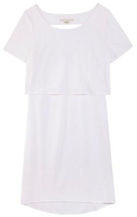 White Alana Dress