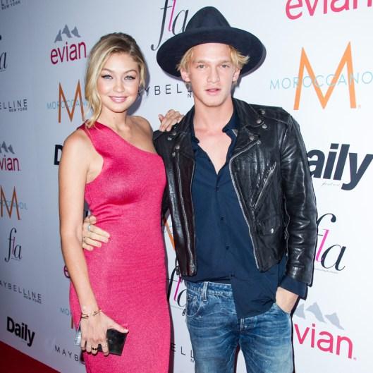 Cody Simpson, Gigi Hadid