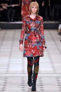 Burberry Prorsum London RTW Fall Winter 2015 February 2015