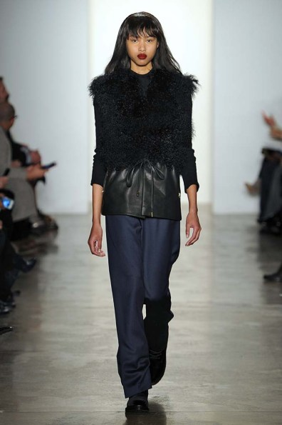 Houghton New York RTW Fall Winter 2015 February 2015