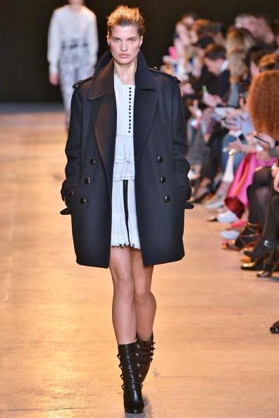 Isabel Marant Paris RTW Fall Winter 2015 March 2015