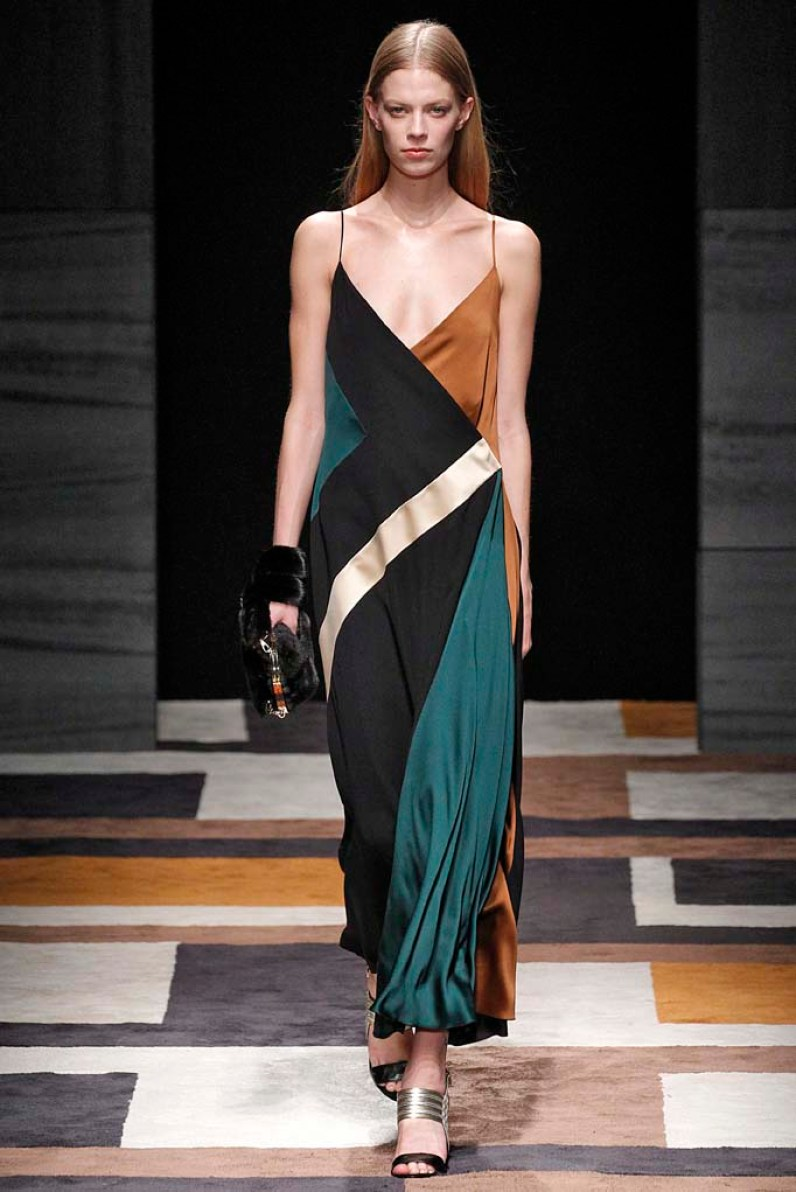 Ferragamo Milan RTW Fall Winter 2015 Feb Mar 2015