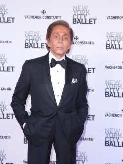 VACHERON CONSTANTIN Sponsors the NEW YORK CITY BALLET Spring Gala 2015