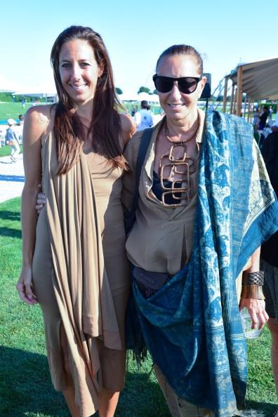 Gabby Karan, Donna Karan